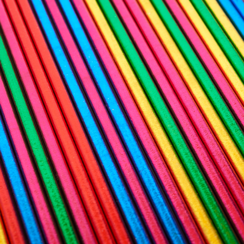 Multicolored Treat Sticks - Dylan's Candy Bar