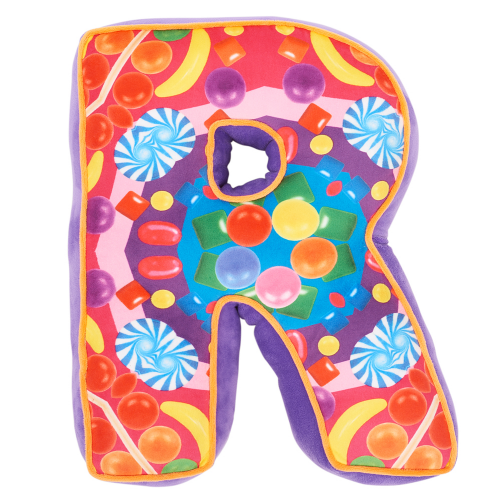 Letter R Alphabet Pillow - Dylan's Candy Bar