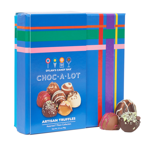 Choc-a-Lot Artisan Truffles - Dylan's Candy Bar