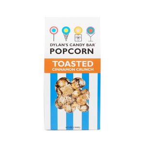 Toasted Cinnamon Crunch Popcorn - Dylan's Candy Bar