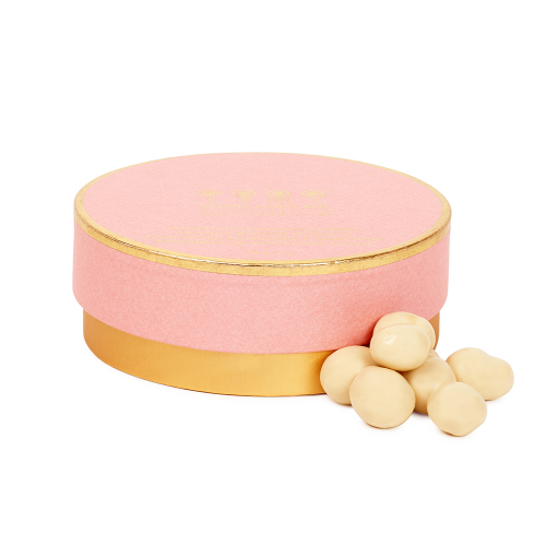 Gold Collection White Chocolate Covered Peanut Butter Peanuts - Dylan's Candy Bar