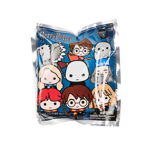 Harry Potter Blind 3-D Key Rings - Series 3 - Dylan's Candy Bar