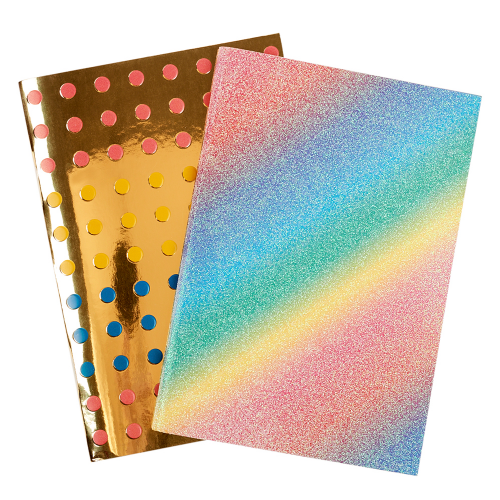 Candy Coated Notebook Set - Dylan's Candy Bar