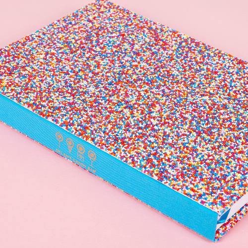 Sprinkles Notebook - Dylan's Candy Bar