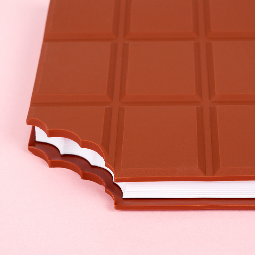 Chocolate Bar Molded Journal - Dylan's Candy Bar