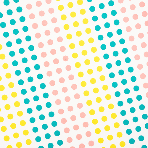 Candy Dot Gift Wrap - Dylan's Candy Bar
