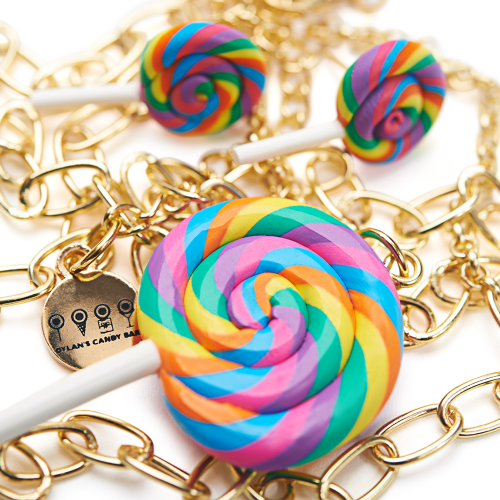 Dylan's Candy Bar Whirly Pop® Stud Earrings - Dylan's Candy Bar