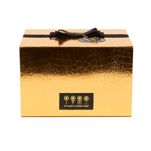 Dylan's Candy Bar Gold Collection Luxe Gourmet Gift Box - Dylan's Candy Bar