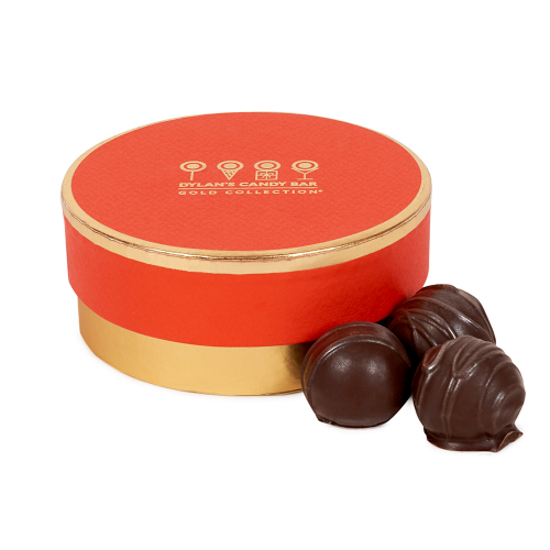 Gold Collection Cabernet-Flavored Chocolate Truffles - Dylan's Candy Bar