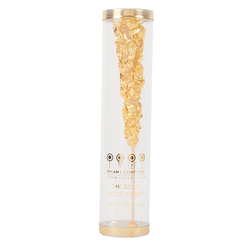 24K Gold Rock Candy - Dylan's Candy Bar