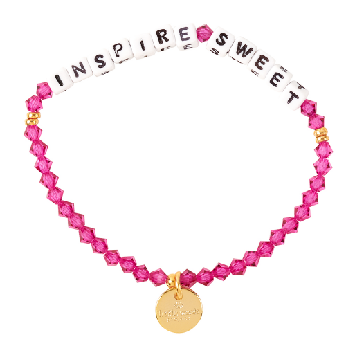 Inspire Sweet Little Words Project Bracelet - Dylan's Candy Bar
