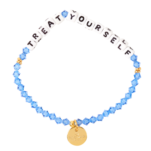 Treat Yourself Little Words Project Bracelet - Dylan's Candy Bar