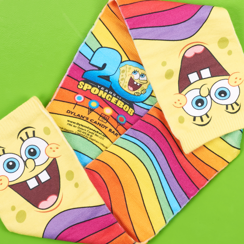 SpongeBob SquarePants™ Best Day Ever Socks - Dylan's Candy Bar