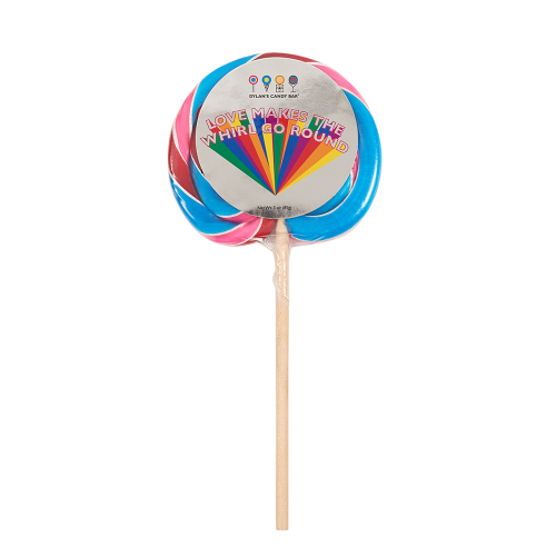 Love Makes The Whirl Go Round Whirly Pop® - Dylan's Candy Bar