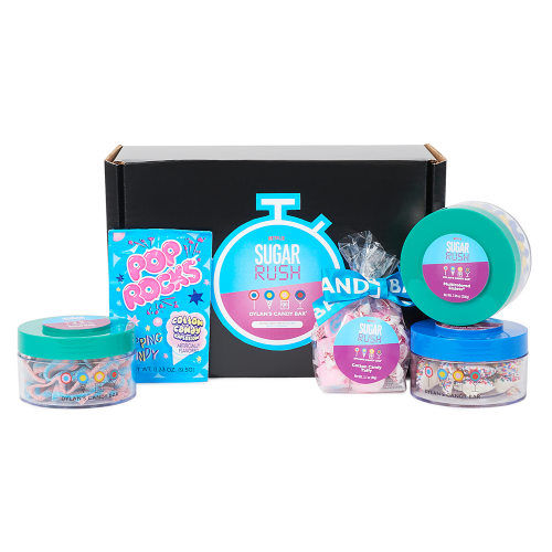 Sugar Rush Cotton Candy Parfait Bake-It-Yourself Box - Dylan's Candy Bar