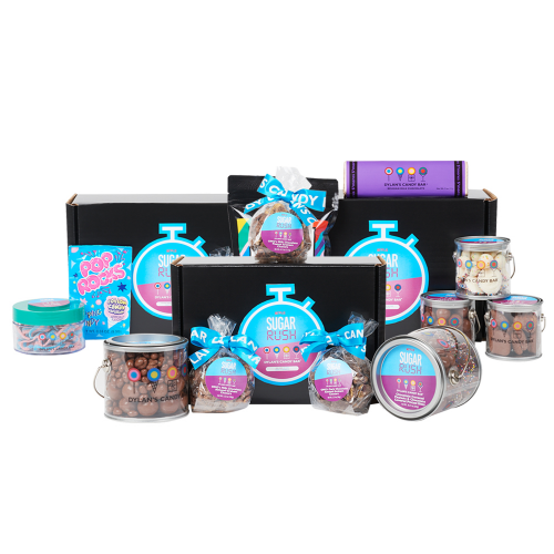 Sugar Rush Bake-It-Yourself Box Subscription - Dylan's Candy Bar