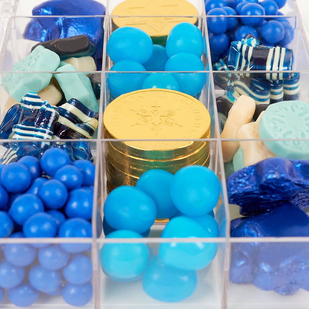Hanukkah Tackle Box - Dylan's Candy Bar