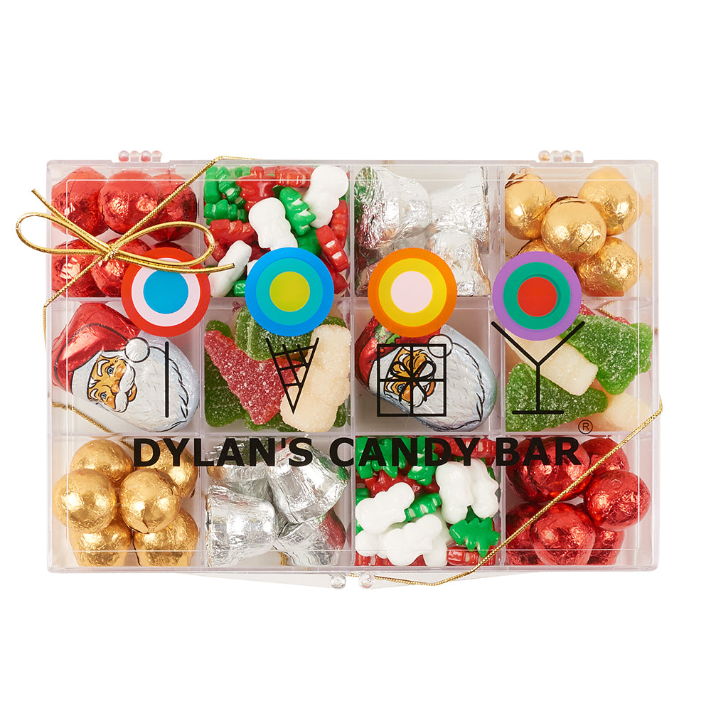 Christmas Tackle Box - Dylan's Candy Bar
