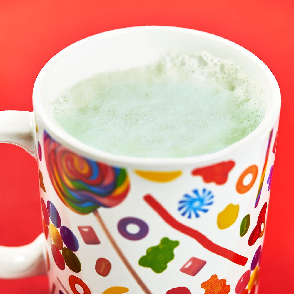 Mystery Christmas Color Changing Hot Chocolate - Green - Dylan's Candy Bar