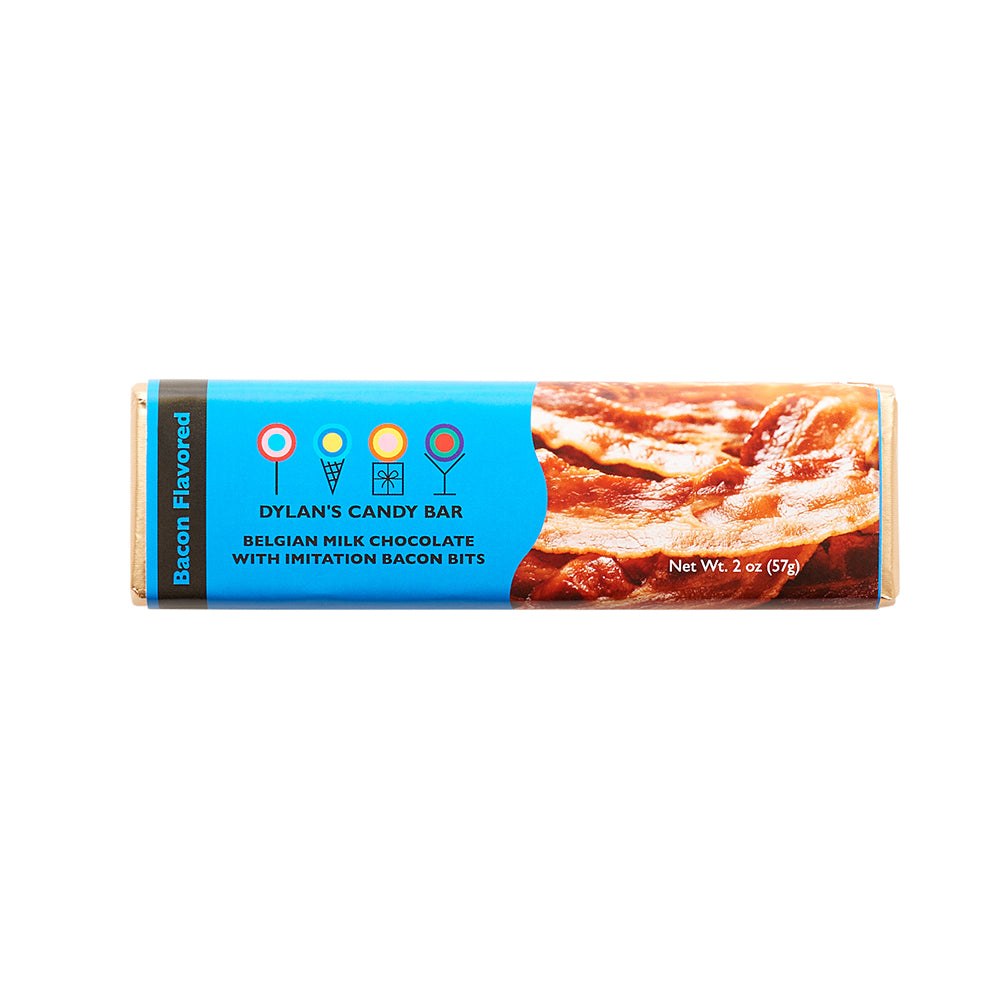 Milk Chocolate Bacon Bar - Dylan's Candy Bar