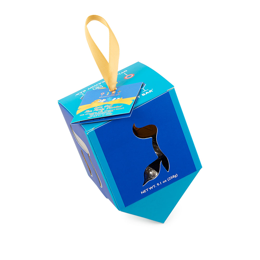 Let's Gelt This Party Started Hanukkah Dreidel Box - Dylan's Candy Bar