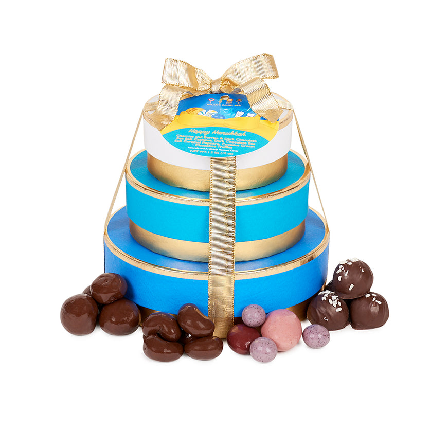 hanukkah-cheer-gift-tower-dylans-candy-bar