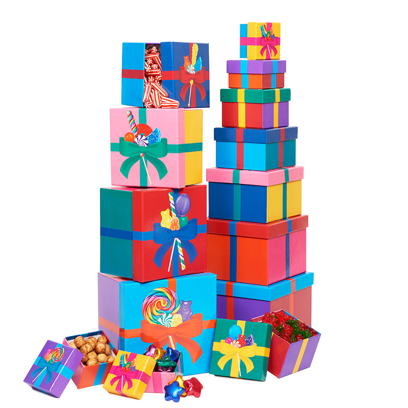 ultimate-christmas-cheer-gift-tower-dylans-candy-bar
