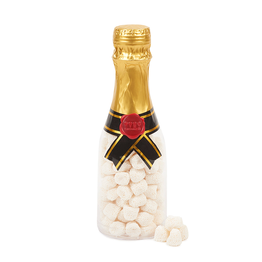 Champagne Bottle Filled with Champagne Bubble Bites - Dylan's Candy Bar