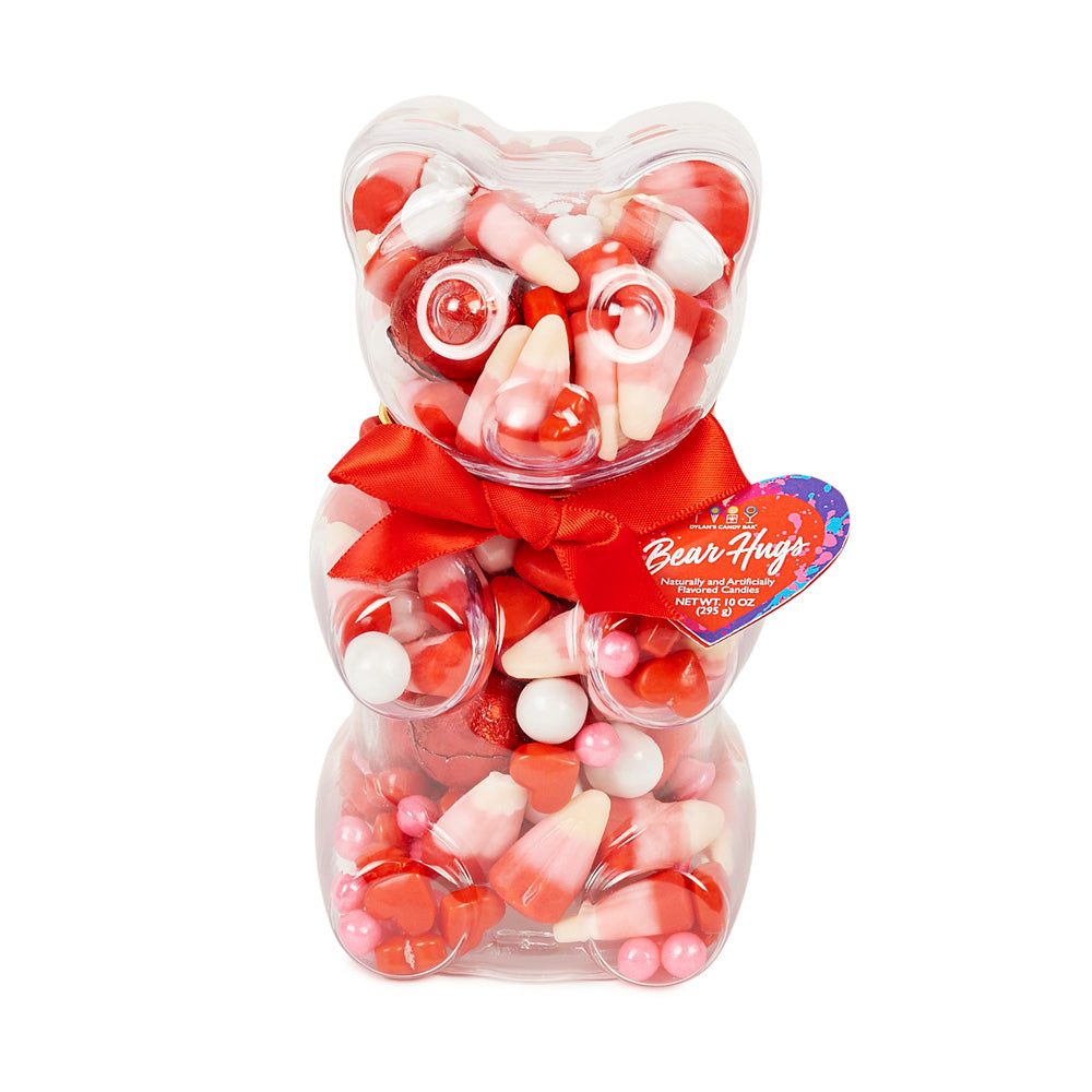 "Valentine's Day ""Bear Hugs"" Red Mini Gummy Bear - Dylan's Candy Bar"