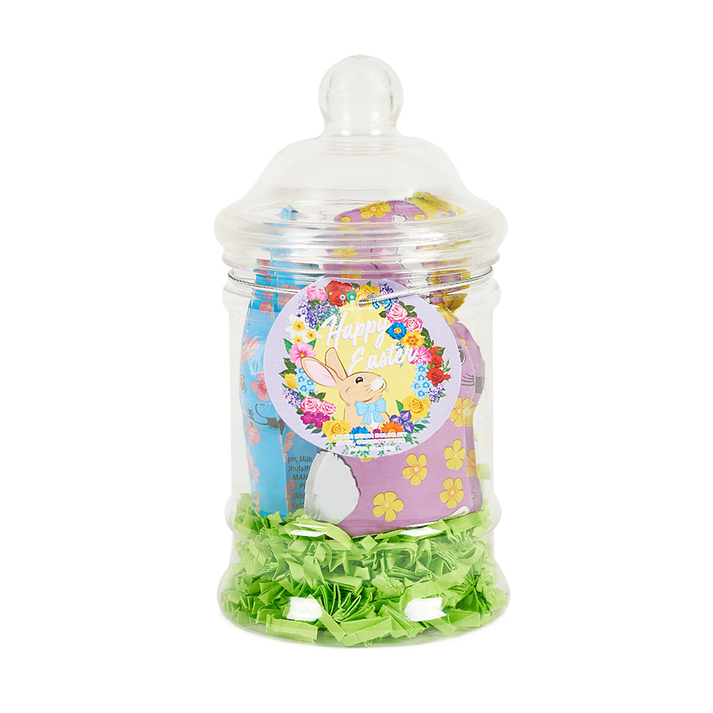 Bunnies In The Grass Easter Mini Apothecary Jar - Dylan's Candy Bar