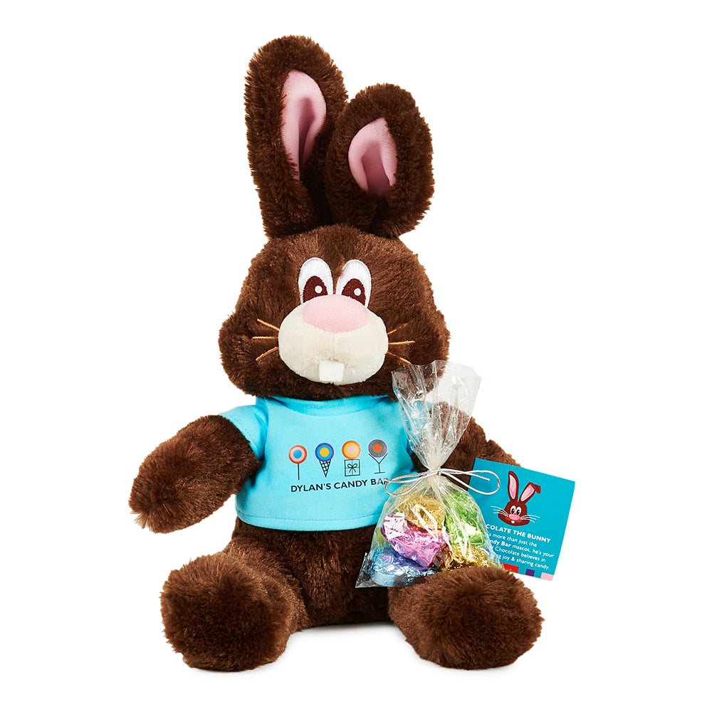 Chocolate the Bunny with Easter Treats - Dylan's Candy Bar