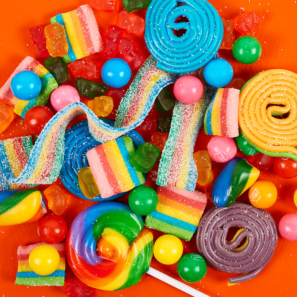 Over The Rainbow Grab-and-Go Pouch - Dylan's Candy Bar