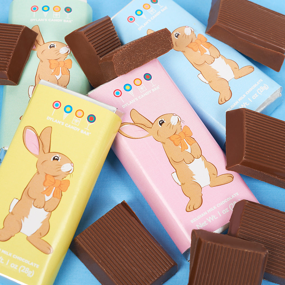 Easter Chocolate Bar 4-Pack