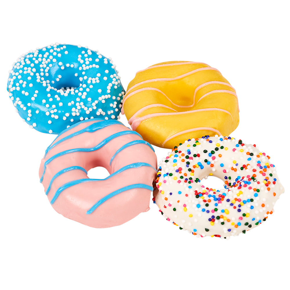 Donut Shop Doggy Delights 4-Pack - Dylan's Candy Bar