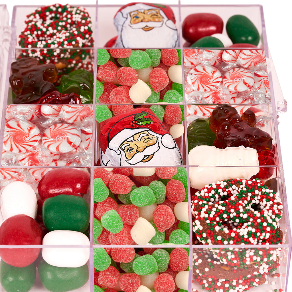 Treat Your Elf Tackle Box