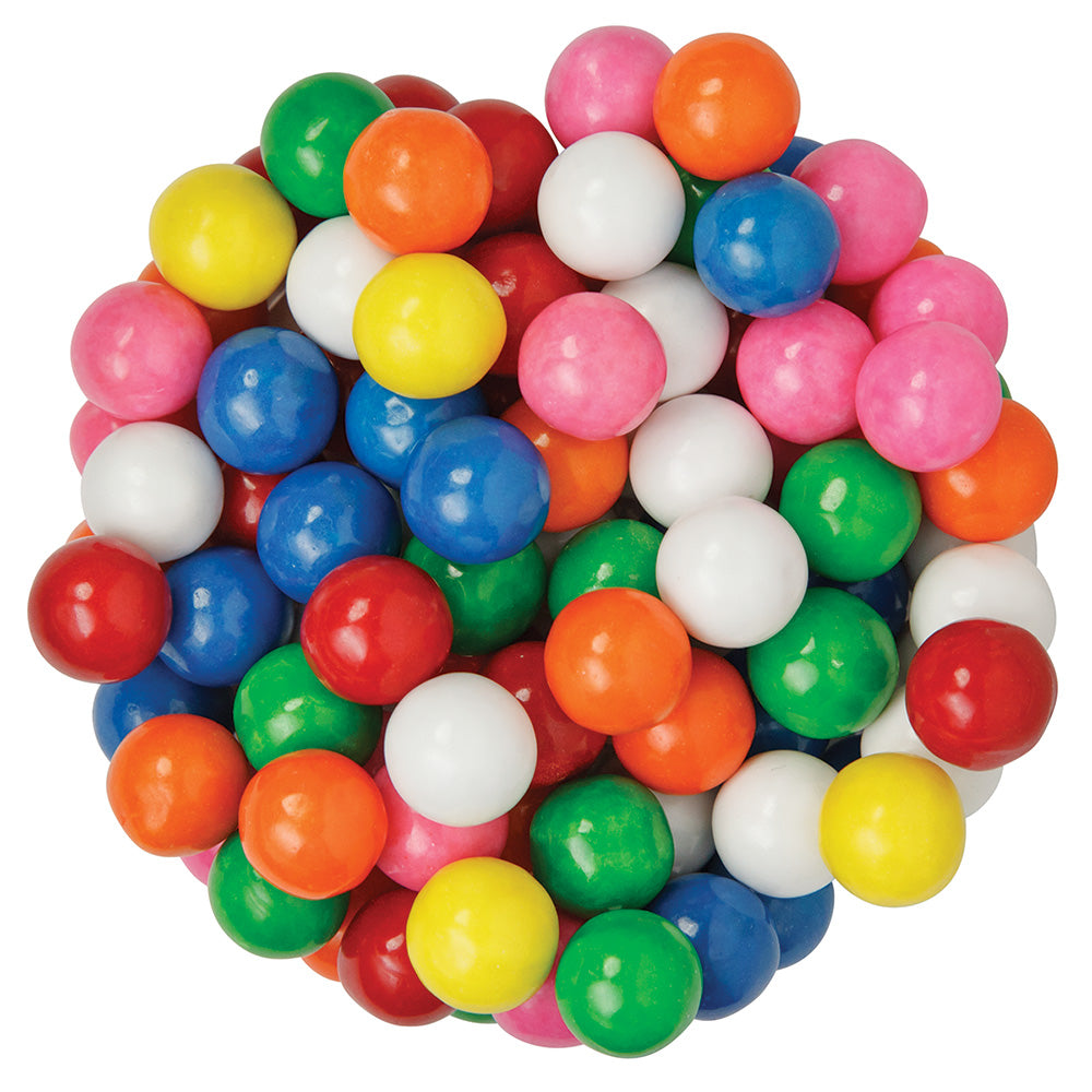 Assorted Gumballs Bulk Bag
