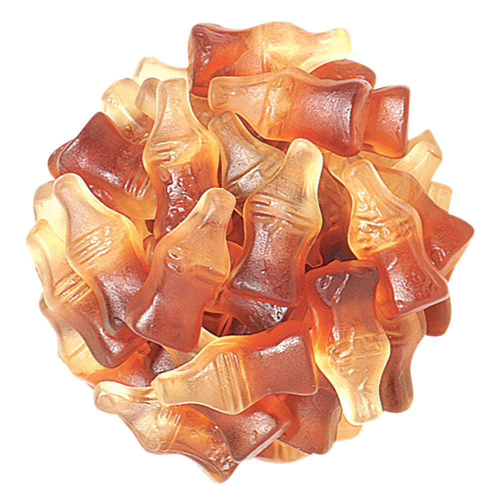 Gummy Cola Bottles Bulk Bag