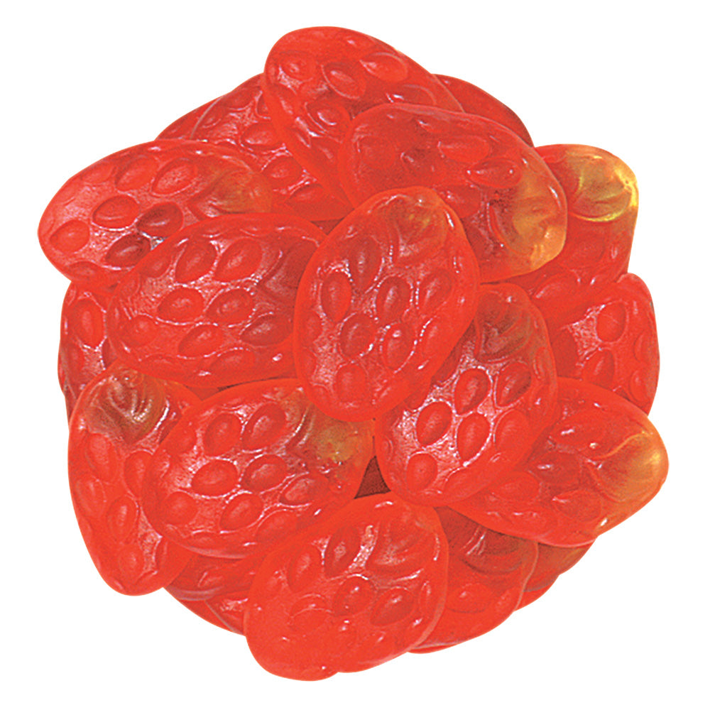 Gummy Strawberries Bulk Bag
