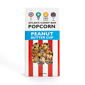 Peanut Butter Cup Popcorn - Dylan's Candy Bar