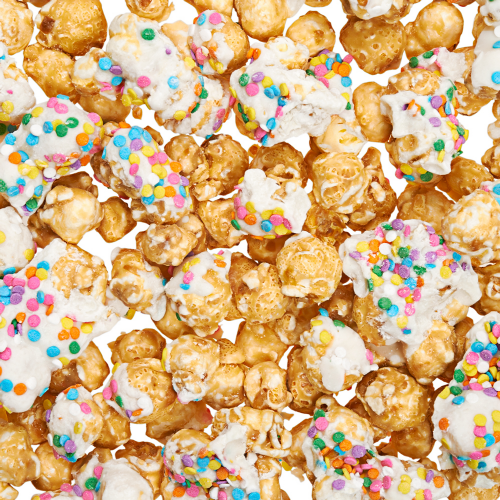 Cake Batter Crunch Popcorn - Dylan's Candy Bar
