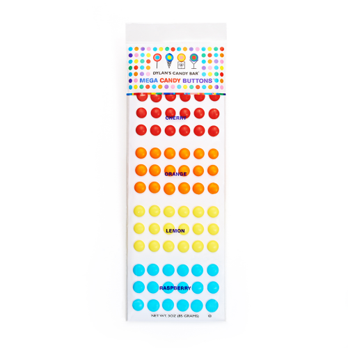 Mega Candy Buttons - Dylan's Candy Bar