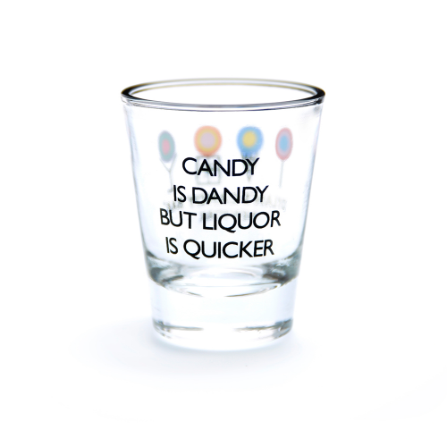 Shot Glass - Dylan's Candy Bar
