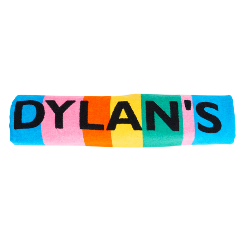 Striped Beach Towel - Dylan's Candy Bar