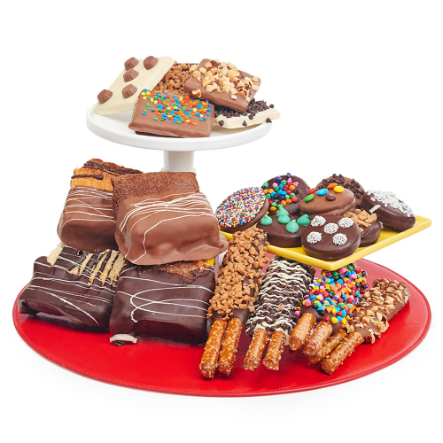 Belgian Chocolate Covered Indulgence - Dylan's Candy Bar