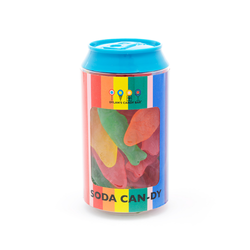 Assorted Swedish Fish® Soda Can - Dylan's Candy Bar
