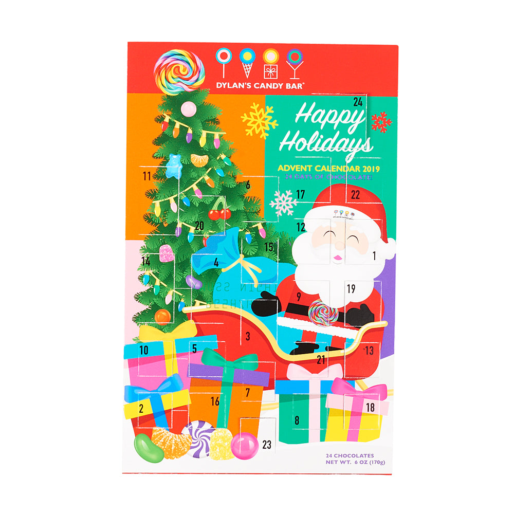 Christmas Advent Calendar - Dylan's Candy Bar
