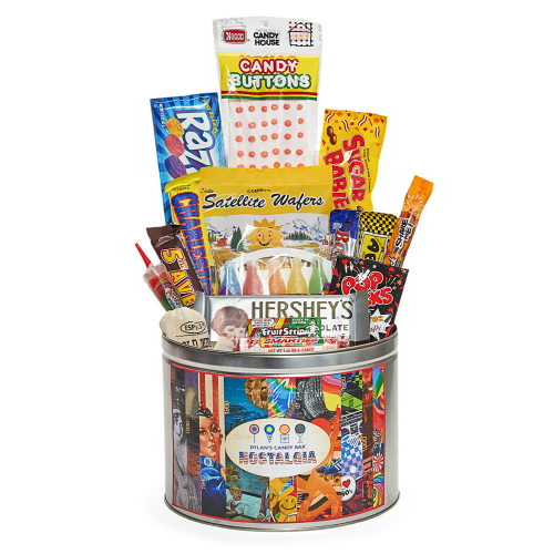 Nostalgia Gift Bucket - Dylan's Candy Bar