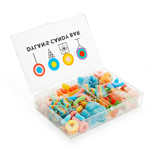 Sour Lovers Tackle Box - Dylan's Candy Bar