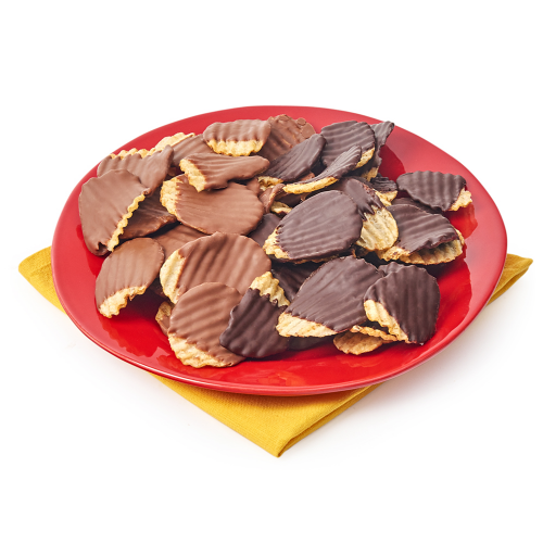 Belgian Chocolate Covered Potato Chips - Dylan's Candy Bar