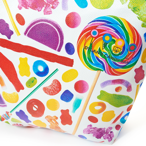 Candy Spill Tote Bag - Dylan's Candy Bar